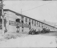 Paper Mill: Robertson Paper Company. Waxed Paper Department.