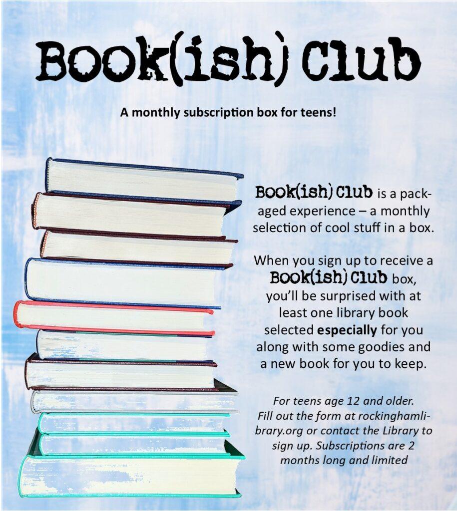 Book(ish) Club