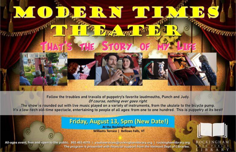 Modern Times Theater
